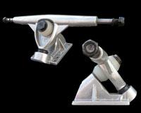 スケートボード各パーツ情報のトラック(Truck)要素はスピード・パワーと旋回性 ランダル