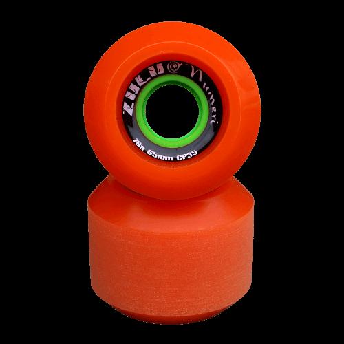 スケートボード各パーツ情報 お勧めウィール(Wheel) ズールーウィール ヌメリ 78A 60mm