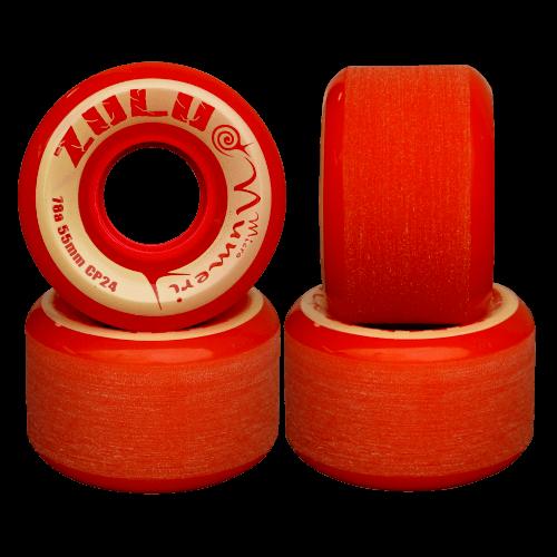 スケートボード各パーツ情報 お勧めウィール Wheel ズールー マイクロヌメリ55mm ストリート