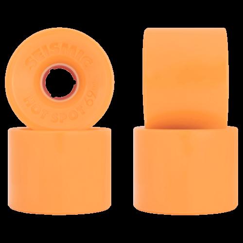スケートボード各パーツ情報 お勧めウィール サイズミック ホットスポット デフコン 69mm