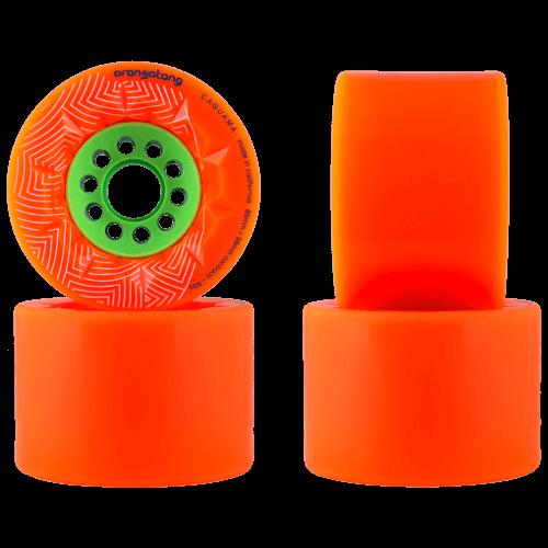 スケートボード各パーツ情報 お勧めウィール(Wheel) オランガタン クワマ 80a 85mm