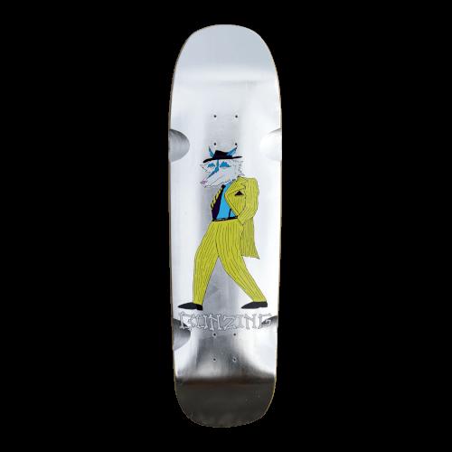 スケートボード各パーツ情報 デッキDeck ボンジング ハイブリッド サーフスケート スケートパーク