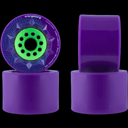スケートボード各パーツ情報 お勧めウィール(Wheel) オランガタン クワマ 83a 85mm