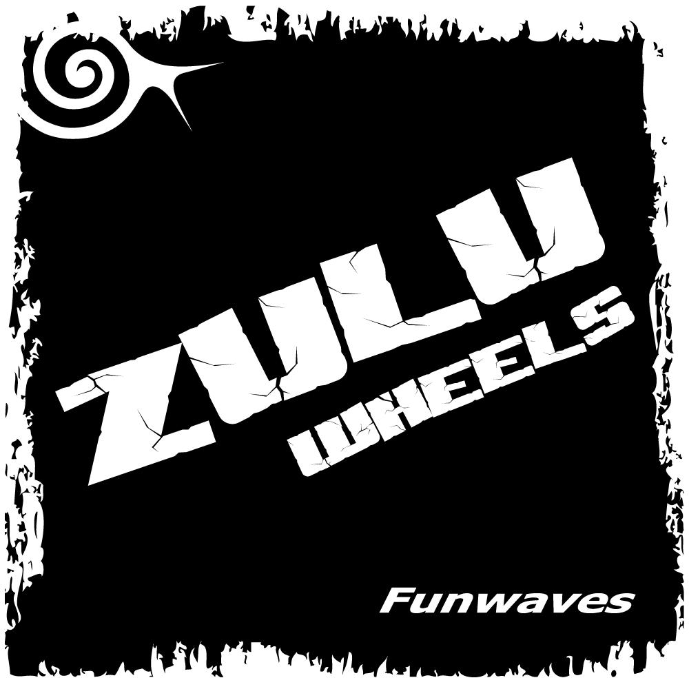 ジャパンブランドのスケートボードウィールお勧めズールーウィールZuluWheelsはエフダブスケート