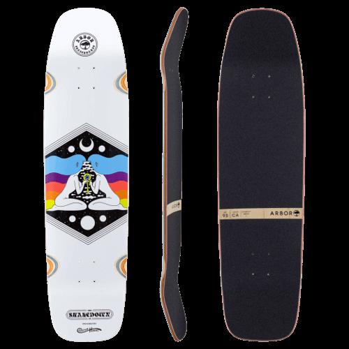 スケートボード各パーツ情報 デッキ(Deck) アーバー シェイクダウン サーフスケート クルーザー