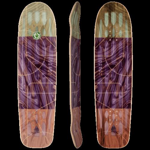 スケートボード各パーツ情報 デッキ(Deck) ロンスケ サーフスケート クルーザー フリーライド